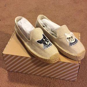 Soludos platform espadrille shoes